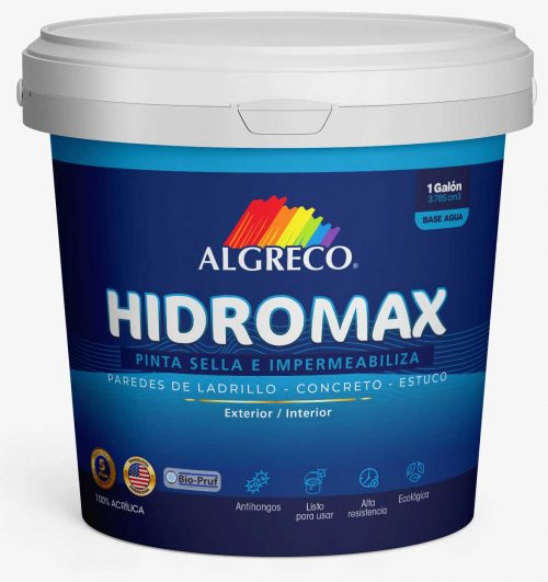 imagen que representa la pintura impermeabilizante hidromax