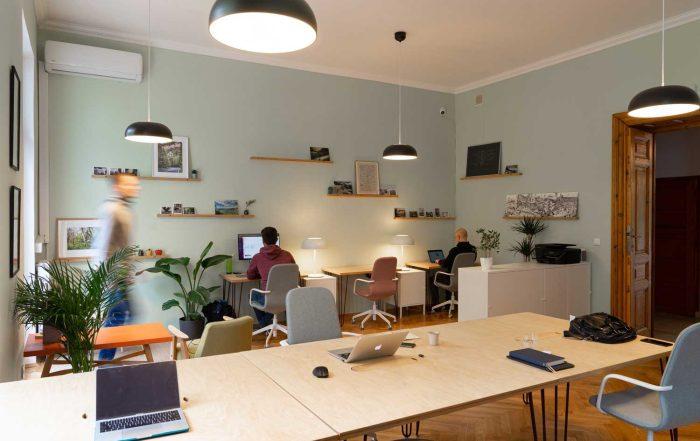 Elige el color ideal para tu espacio de trabajo